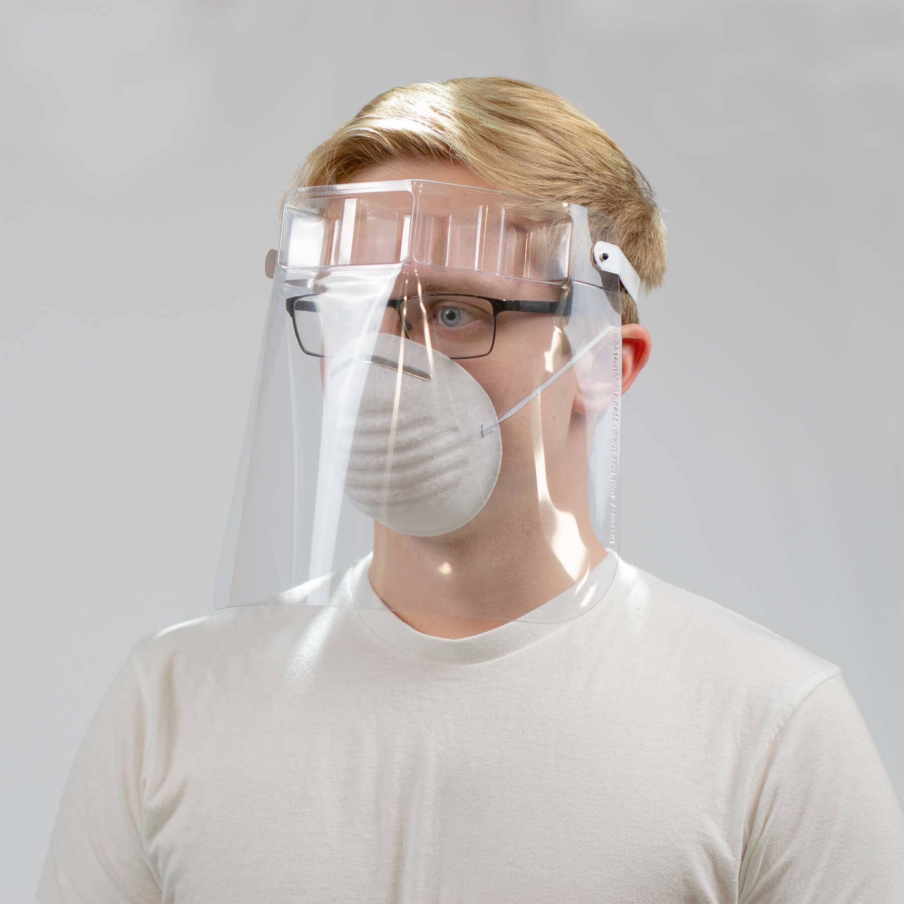 9080 Preserve-A-Mask™ Face Shield