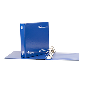 "2916 - 2"" Standard Angle D Ring Binder"