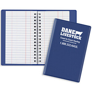 Item: 3283 - Wire-O Tally Book Junior