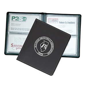Item: 4504 - Business Card Cases Holds 48 cards