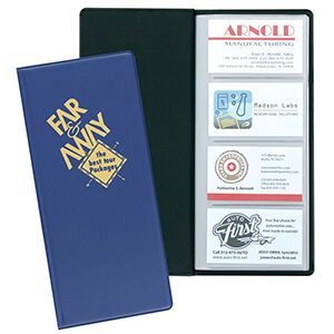 Item: 4509 - Business Card Cases Holds 96 cards
