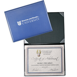 6042 - Deluxe Certificate/Diploma Holders