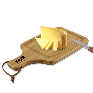 Mi6000 - Mini Everday Bamboo Cutting Board