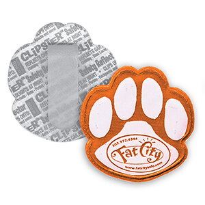 Item:  RF411 - Paw Print Clipsters®